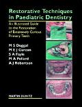 Restorative Techniques in Paediatric Dentistry An Illustrated Guide to the Restoration of Ca...