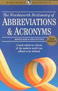 Wordsworth Dictionary of Abbreviations & Acronyms