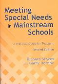 Meeting Special Needs in Mainstream Schools A Practical Guide for Teachers
