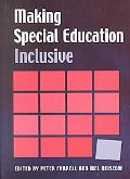Making Special Education Inclusive From Research to Practice