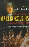 Military Memoirs of Marlborough's Campaigns, 1702-1712 - Robert B. Parker - Hardcover