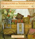 Heirlooms In Needlepoint: 50 Classic Original Designs - Sue Hawkins - Paperback