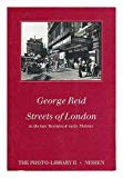 Streets of London in the Late Twenties and Early Thirties