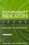 Sustainability Indicatiors Measuring the Immeasurable?