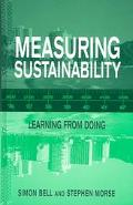 Measuring Sustainability Learning by Doing
