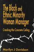 Black and Ethnic Minority Women Manager Cracking the Concrete Ceiling