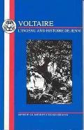 Voltaire Lingenu and Histoire De Jenni