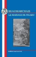 Beaumarchais Le Mariage De Figaro