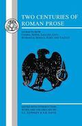 Two Centuries of Roman Prose