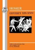 Homer:odyssey Xiii-xxiv