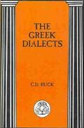Greek Dialects