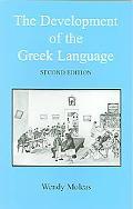 Development Of The Greek Language