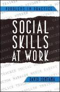 Social Skills at Work - David Fontana - Paperback