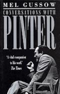 Conversations with Pinter - Mel Gussow - Paperback