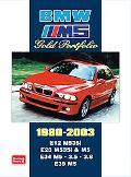 BMW M5 Gold Portfolio 1980 - 2003