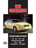 VW Corrado Limited Edition Premier