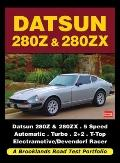 Datsun 280Z and 280ZX Road Test Portfolio : Brooklands Books Road Test Series