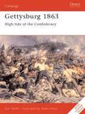 Gettysburg 1863 High Tide of the Confederacy