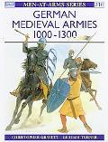 German Medieval Armies 1000-1300