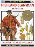 Highland Clansman 1689-1746