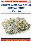 Panzerkampfwagen III Medium Tank 1936-1944
