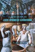 Companion to Latin American Literature