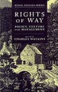 Rights of Way Policy, Culture and Management