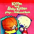 Kitten and Baby Kitten Play... Hide and Seek