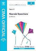 CIMA Official Exam Practice Kit  Financial Operations, Fifth Edition: 2010 Edition
