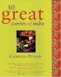 50 Great Curries of India - Camellia Panjabi - Paperback