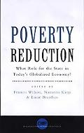 Poverty Reduction What Role for the State in Today's Globalized Economy?