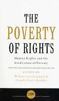 Poverty of Rights Human Rights and the Eradication of Poverty