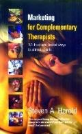 Marketing for Complementary Therapists