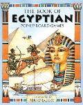 The Book of Egyptian Pop-up Board Games (Pop Up Board Games)