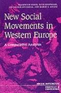 New Social Movements In Western Europe; A Comparative Analysis
