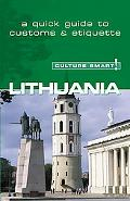 Culture Smart! Lithuania A Quick Guide to Customs and Etiquette
