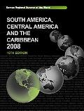 South America, Central America and the Caribbean 2008