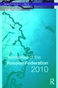 Territories of the Russian Federation 2010