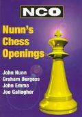 Nunn's Chess Openings