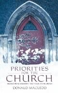 Priorities of the Church