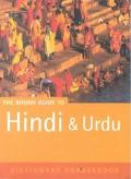 Hindu and Urdu a Rough Guide Dictionary Phrasebook