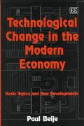 Technological Change in the Modern Economy Basic Topics and New Developments