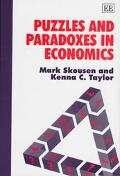 Puzzles and Paradoxes in Economics