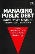 Managing Public Debt Index-Linked Bonds in Theory and Practice