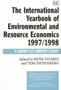 International Yearbook of Environmental and Resource Economics 1997/1998 A Survey of Current...