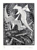 Incisive Eye Colin See-Paynton-Wood Engravings 1980-1995