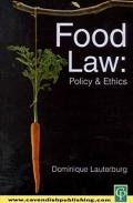 Food Law Policy & Ethics