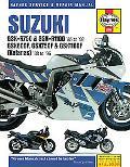 Suzuki Gsx-r And Katana Gsx-f Service And Repair Manual
