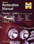 Haynes Restoration Manual Triumph Spitfire Gt6, Vitesse & Herald