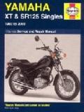 Yamaha XT and SR125 Singles Service and Repair Manual: 1982-2002 (Haynes Service and Repair ...